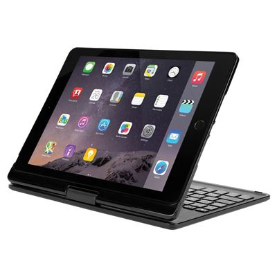 Picture of VersaType™ Hard Shell Keyboard Case (French Layout) for iPad Air 2 - Black