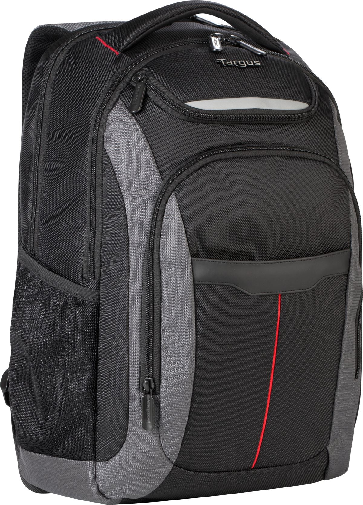 "17"" Gravity Laptop Backpack - TSB628 - Black/Gray: Backpacks: Targus"