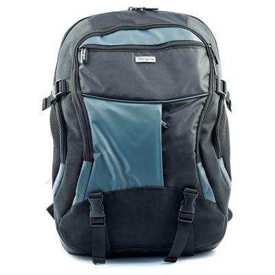 """Picture of Atmosphere 17-18"""" XL Laptop Backpack - Black/Blue"""