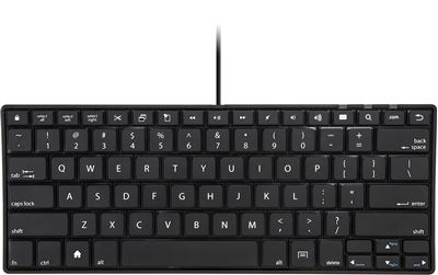 Wired Tablet Keyboard with Micro USB (AKB122US)