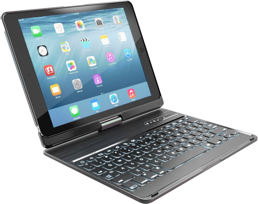 VersaTypeTM 4 In 1 Keyboard Case With Power Bank Amp Backlit