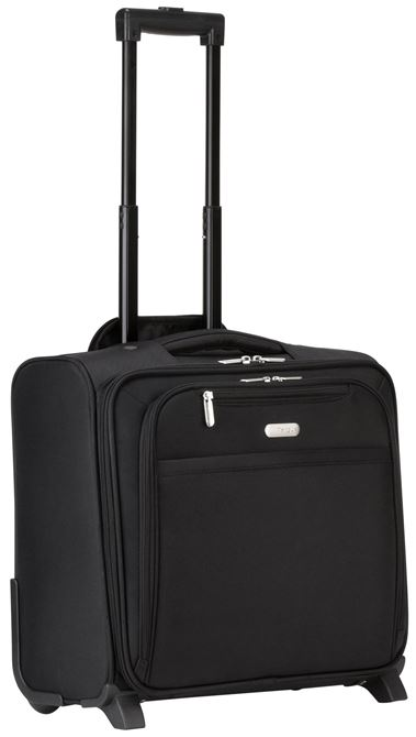 """Picture of 15.6"""" Rolling Overnighter/Laptop Case"""