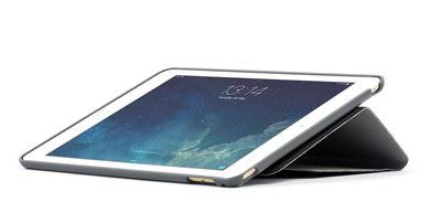 Imagen de Funda EverVu™ para iPad Air 2,  Delgada y Ligera - Negro