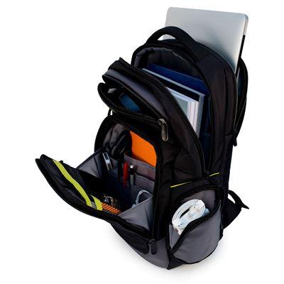 """Bild von CityGear 17.3"""" Notebookrucksack - Schwarz"""