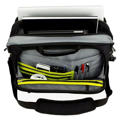 "Picture of CityGear 15-17.3"" Topload Laptop Case - Black"