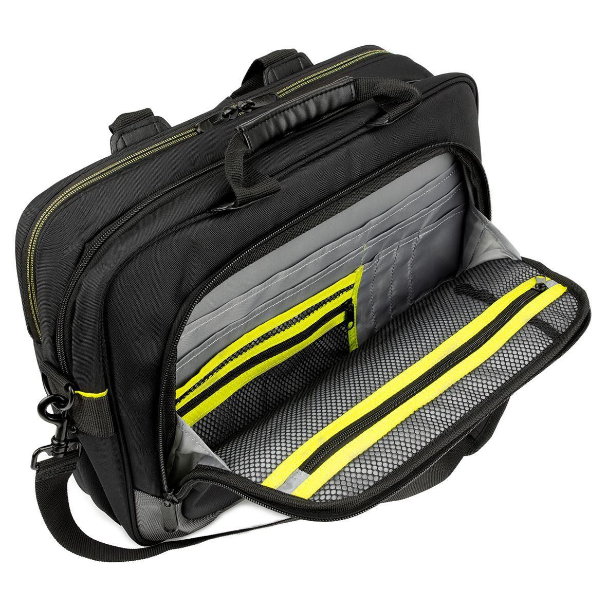 sacoche pour ordinateur portable targus citygear 15 17 3 laptop bag noir. Black Bedroom Furniture Sets. Home Design Ideas