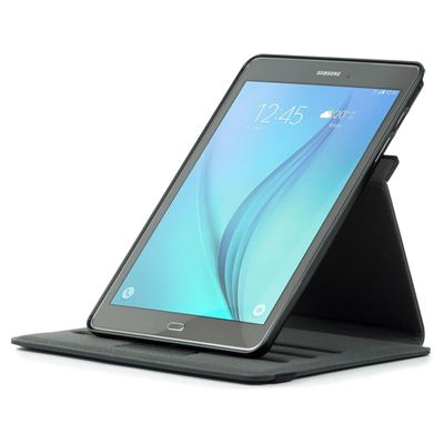 "Picture of Versavu™ Slim 360° Rotating Case for Galaxy Tab A 9.7"" - Black"