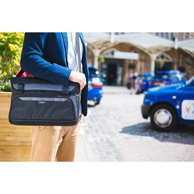 "Image sur Besace Targus CityGear 10-14"" Laptop Messenger Bag - Noir"