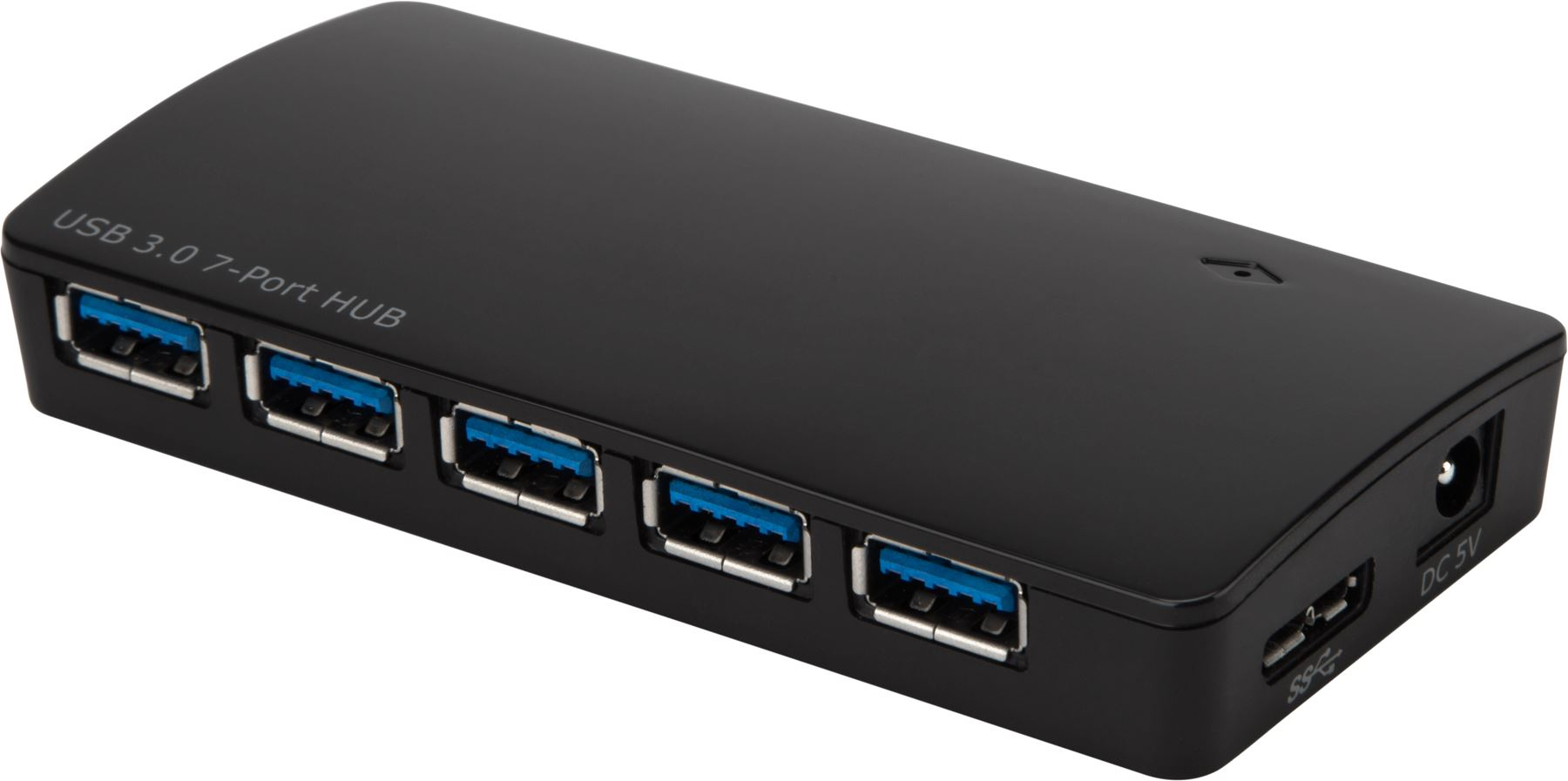 Picture of USB 3.0 7-Port Hub with Fast Charging