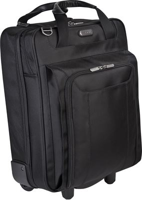 "Picture of 17"" Corporate Traveler Vertical Rolling Laptop Case"