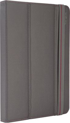 """Picture of 7-8"""" Fit-N-Grip Universal Case - Gray/Fuchsia"""