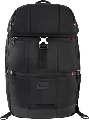 "Picture of 16"" Grid Premium Backpack"