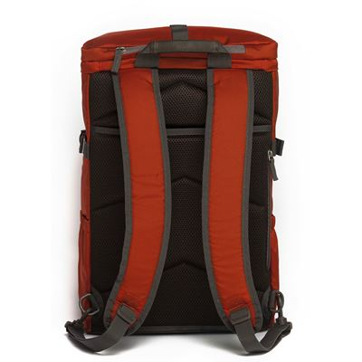 "Picture of Seoul 15.6"" Laptop Backpack - Orange"