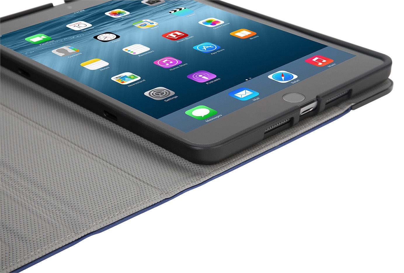 Versavu slim ipad mini 4321 rotating stand case blue thecheapjerseys Image collections