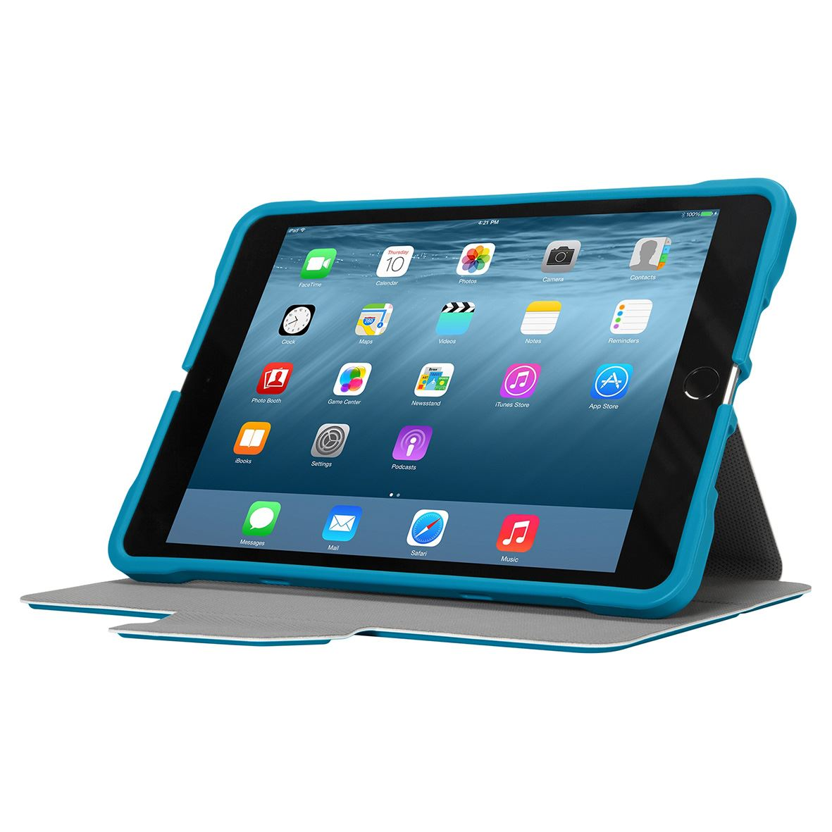 3d protection case for ipad mini 4 3 2 1 blue for Architecte 3d ipad