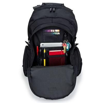 """Bild von Classic Laptop-Rucksack 15,6"""" - Schwarz"""