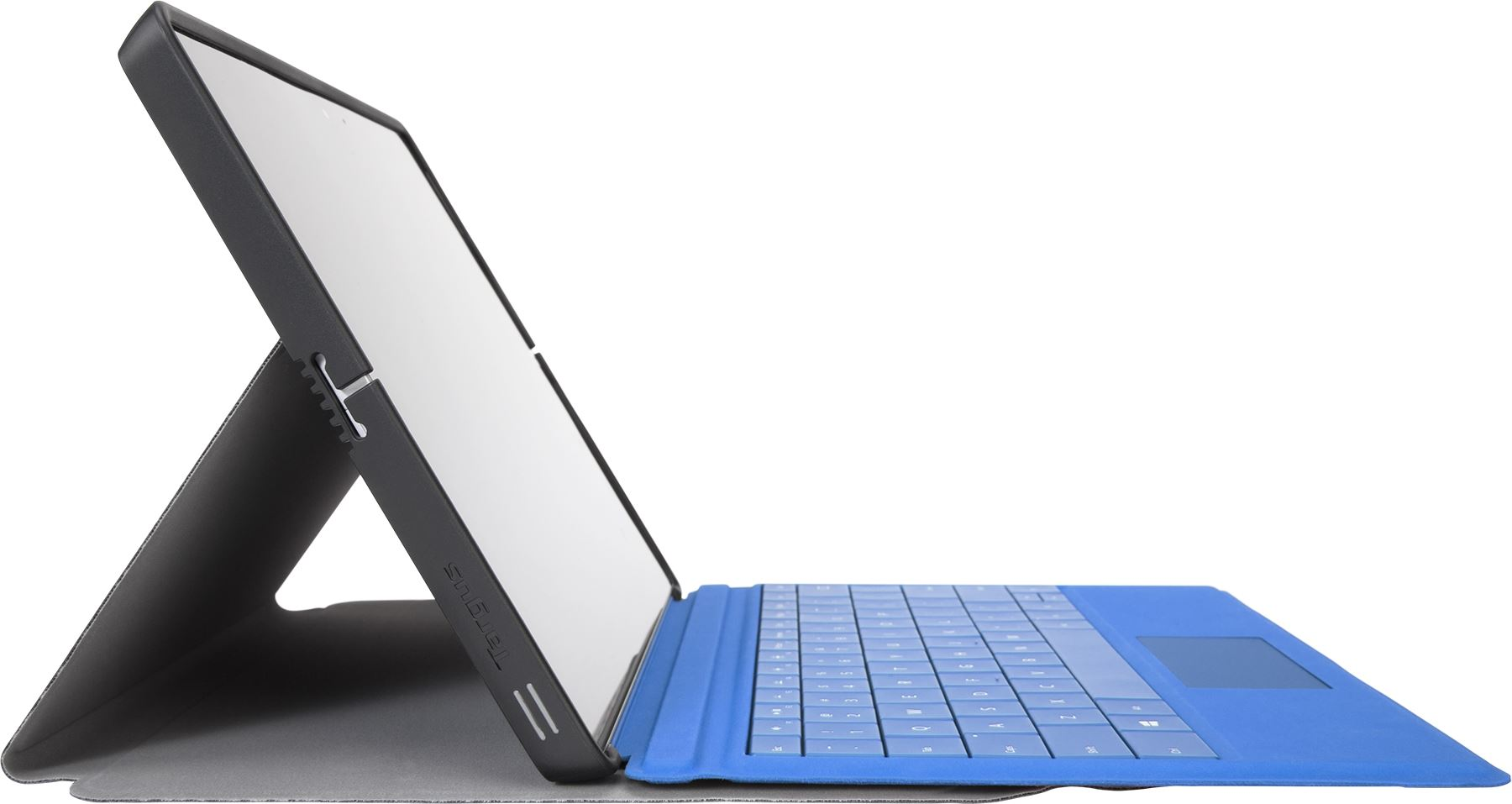 Folio Wrap Stand For Microsoft Surface 3 Black