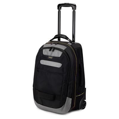 """Image sur Mallette à roulettes verticale pour ordinateurs portables CityGear 15,6"""" de Targus - Noire"""