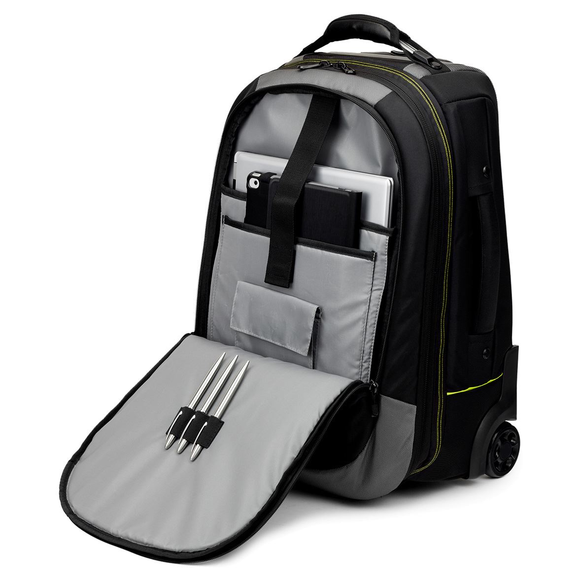 Citygear 15 6 Quot Laptop Vertical Roller Black