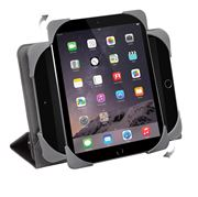 "Picture of Fit n Grip Rotating Tablet Case 7"" - 8"" - Black"
