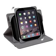 "Picture of Fit n Grip Rotating Tablet Case 9.7"" - 10.1"" - Black"