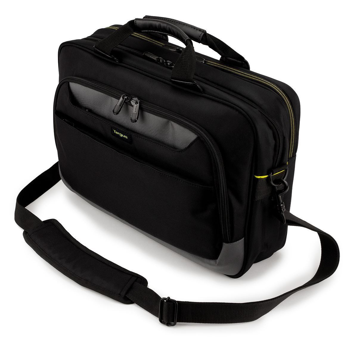 "Picture of CityGear 13""-15.6"" Topload Laptop Case - Black"