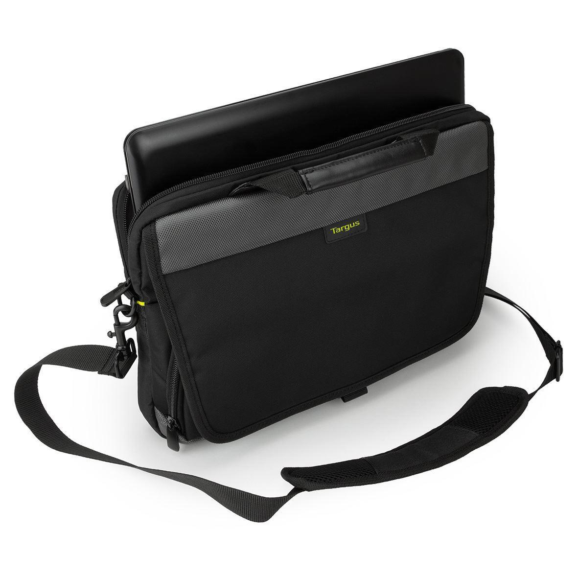 "Picture of CityGear 15-15.6"" Slim Topload Laptop Case - Black"