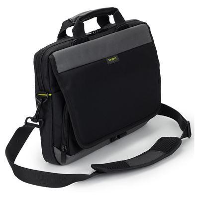 "Picture of CityGear 16-17"" Slim Topload Laptop Case - Black"