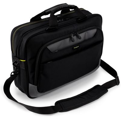 "Picture of CityGear 15.6"" Topload Laptop Case - Black"