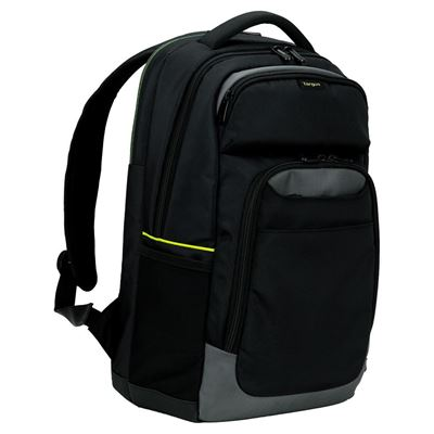 "Picture of City Gear 15.6"" Laptop Backpack - Black"