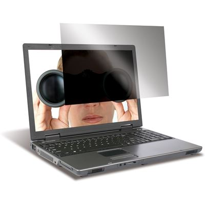 """Picture of Targus 14.1"""" Widescreen LCD Monitor Privacy Screen (16:9)"""
