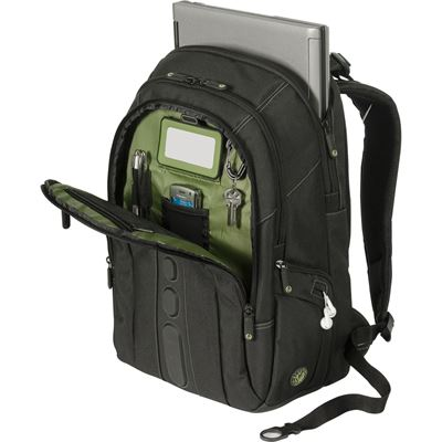 """Picture of Spruce Check point friendly Backpack 15.6"""""""