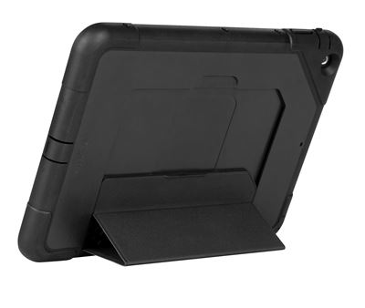 """Picture of Rugged Max with Stand case for iPad® 9.7"""", iPad® 9.7""""(2017), 9.7"""" iPad Pro®, iPad® Air, and iPad Air® 2, Black"""