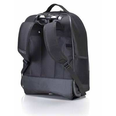 """Picture of Targus 16"""" Compact Rolling Backpack (Black)"""