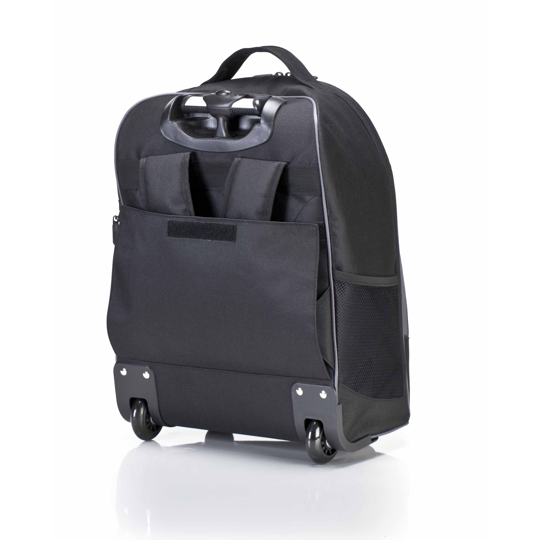 Targus 16 Quot Compact Rolling Backpack Black