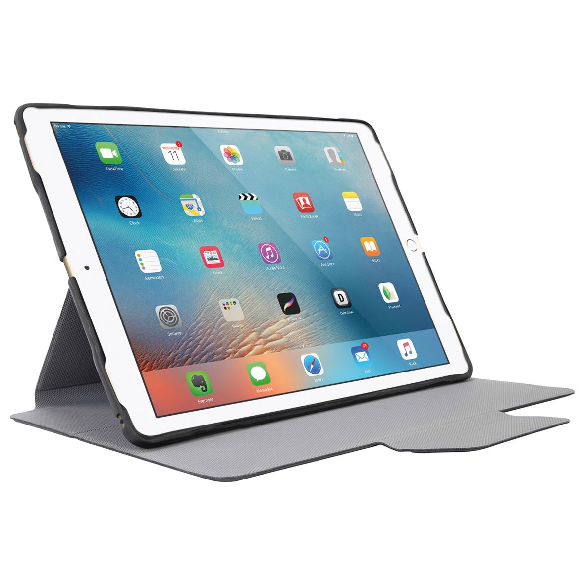 3d Protection 12 9 Quot Ipad Pro Tablet Case Grey