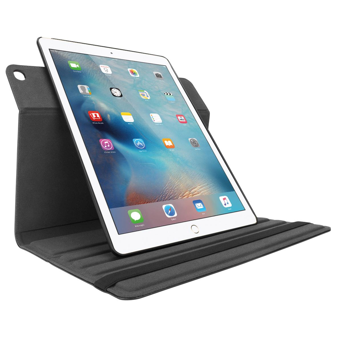 "Versavu 12.9"" iPad Pro Tablet Case / Cover - Black"