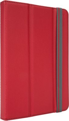 "Picture of 7-8"" Fit-N-Grip Universal 360 Case (Red)"