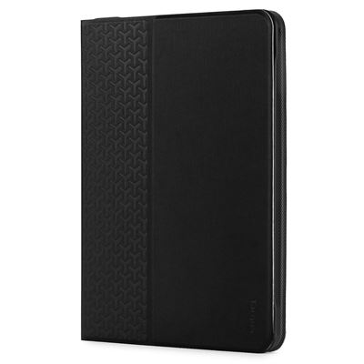 "Picture of Evervu iPad (2017), 9.7"" iPad Pro, iPad Air 2, iPad Air Case - Black"