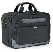 "Picture of CityGear 15.6"" Topload Laptop Case With Printer Section - Black"