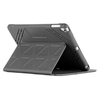 """Imagen de Funda de tablet 3D Protection de Targus para iPad (2018/2017), 9,7"""" iPad Pro, iPad Air 2, iPad Air - Plata"""