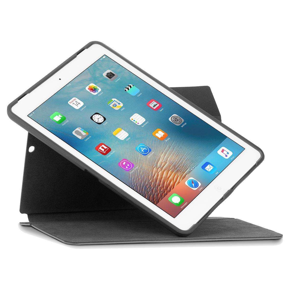 tui pour tablette click in rotatif pour ipad 2018 2017. Black Bedroom Furniture Sets. Home Design Ideas