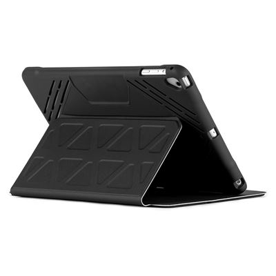 "Picture of 3D Protection™ Case for 9.7"" iPad Pro, iPad, iPad Air 2, iPad Air 1 (Black)"