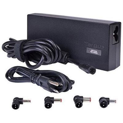 Targus 90 Watt AC Charger (Refurbished APA31US) Supports Dell, HP, and Toshiba Only - APA739USO