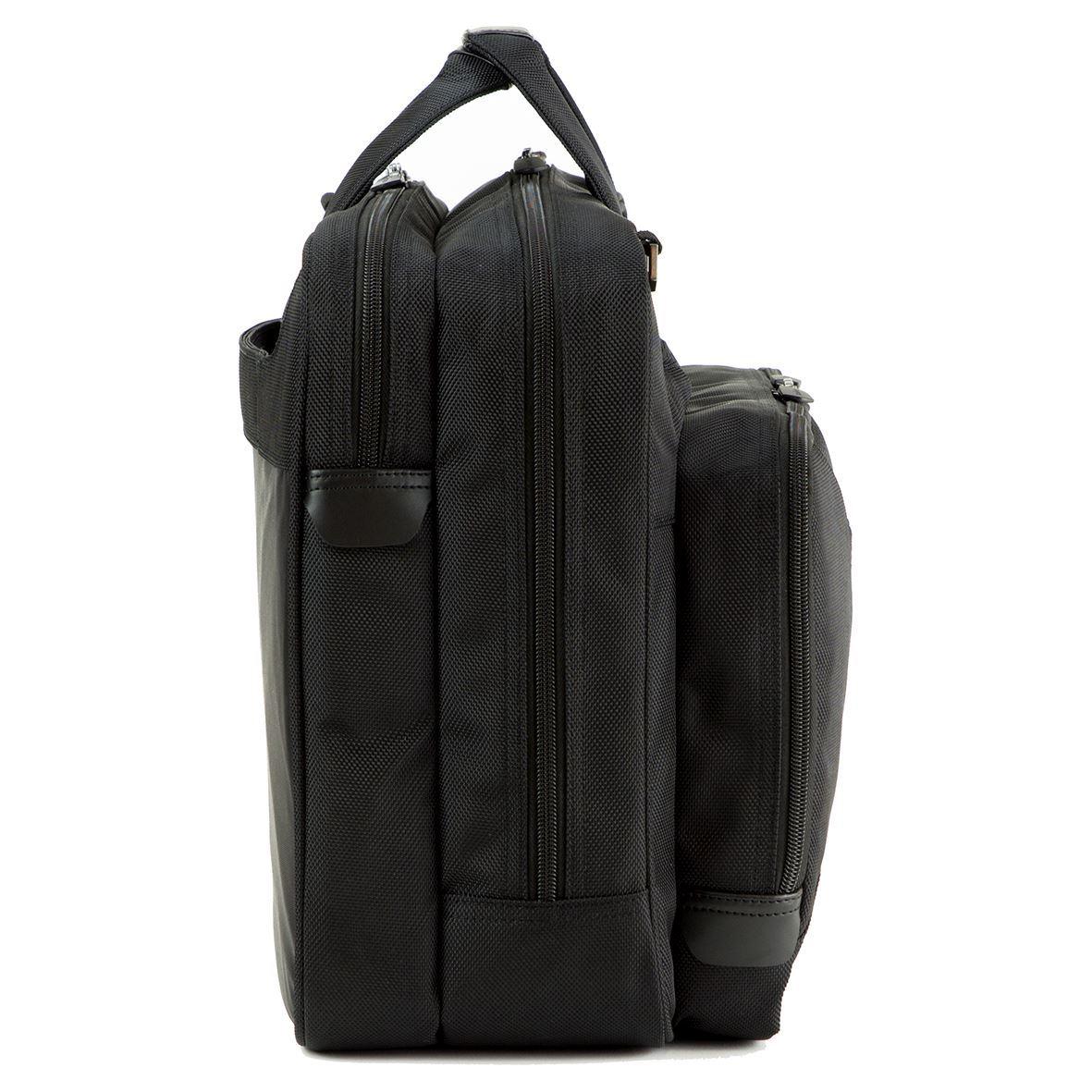 corporate traveller grande capacit sacoche pour ordinateur portable 15 6 noir. Black Bedroom Furniture Sets. Home Design Ideas