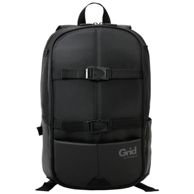 """15.6"""" Grid™ Essentials High-Impact Protection Backpack, 18L"""