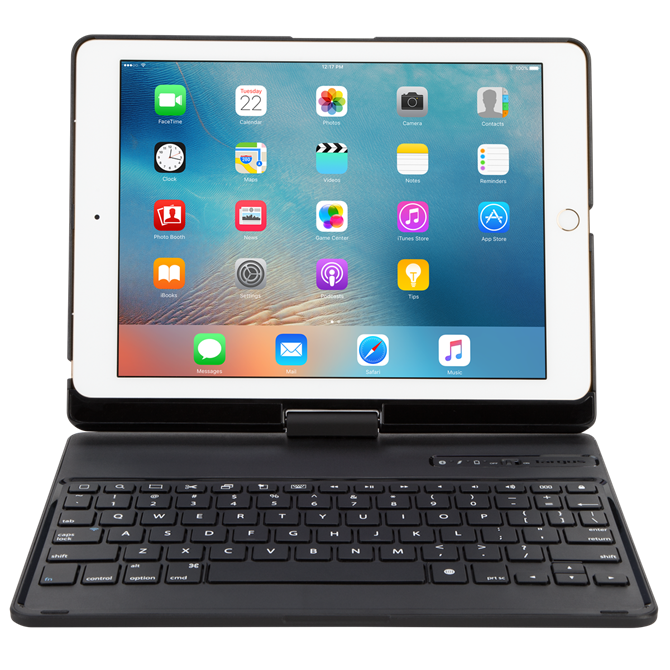 Picture of VersaType™ for iPad® (2017), 9.7-inch iPad Pro™, iPad Air® 2,  and iPad Air
