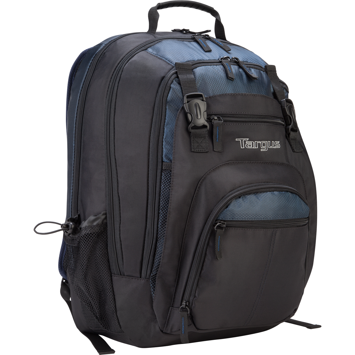 "17"" XL Laptop Backpack - TXL617 - Black/Blue: Backpacks: Targus"