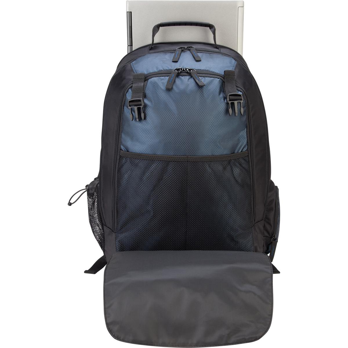 17 Xl Laptop Backpack Txl617 Black Blue Backpacks