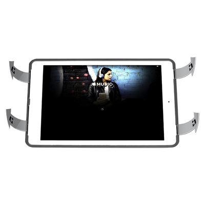 """Imagen de Funda de tablet Evervu giratoria de Targus para 9,7"""" iPad Pro, iPad Air 2, iPad Air - Negro"""